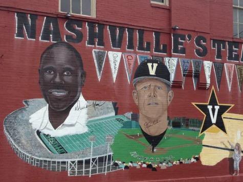 Vanderbilt NAACP Gets Artist to Redo 'Racist' Mural of Football Coach