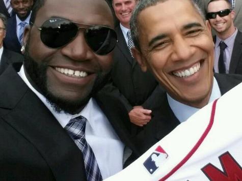 Barack Vs. Big Papi: The Selfie That Shook 1600 Pennsylvania Ave.