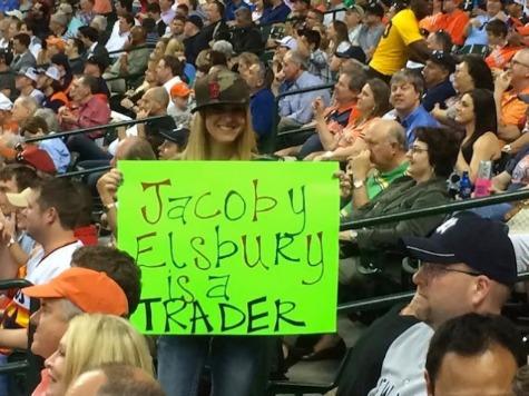 Damn Yankees, Dam Homonyms: Red Sox Fan Cannot Spell 'Ellsbury,' 'Traitor'