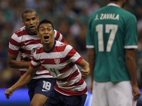 Mexican Club Refuses to Let U.S. Soccer Stars Play Against Mexico