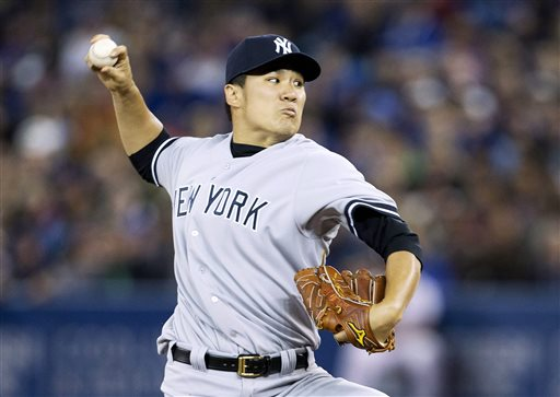 Masahiro Tanaka Drops First Game in 43 Regular Season Starts