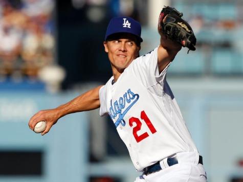 Dodgers Beat Giants on Night of Breitbart California Launch