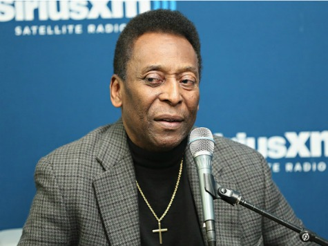 Pele's Hair Turned into Diamonds for Superfans