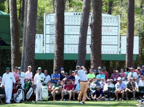 Bill Haas Leads Masters After Firing Brother as Caddie