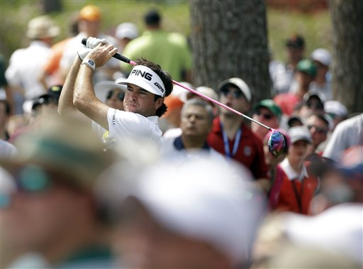 Bubba! Watson Builds 3-Shot Lead at Halfway Point