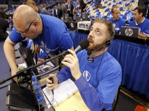 Dallas Mavericks PA Announcer Sean Heath Suspended for Criticizing Officials