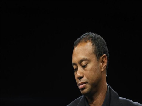 Tiger Baldly Admits He's Losing His Hair