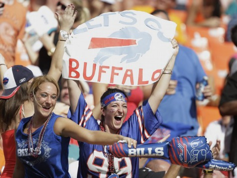 Donald Trump to Make Serious Run at Buying Buffalo Bills