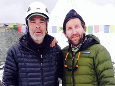Northern CA Man Survives Mt. Everest Avalanche