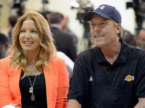 Report: Jim Buss Told Lakers He'll Step Down if Team Not Contenders in Three Years