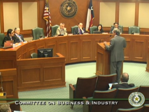 Texas Legislature to Further Study Employment Laws