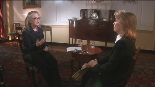 Greta Van Susteren's Lackluster Interview of Sec. of State Clinton