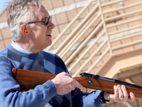 Reid to Include Background Checks in Gun Control Bill