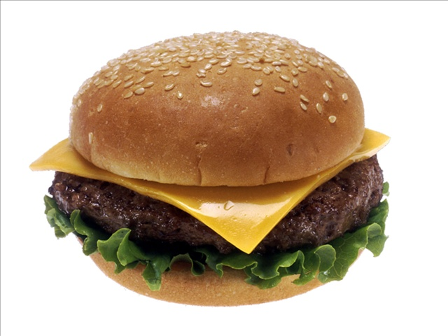 Man Arrested For Hitting Wife With A Cheeseburger, Then Punching Mother