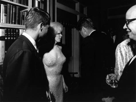 Hollywood PI Recorded JFK Having Sex with Marilyn Monroe
