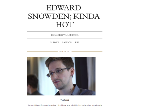 'Geek Hot': Edward Snowden Becomes Internet Sex Symbol
