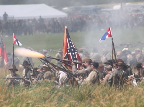 Images from Gettysburg 150: Willoughby Run