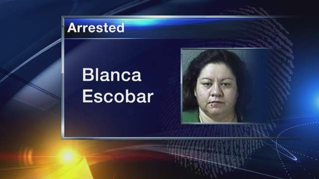 Police: Woman Attacks Boyfriend With Crucifix