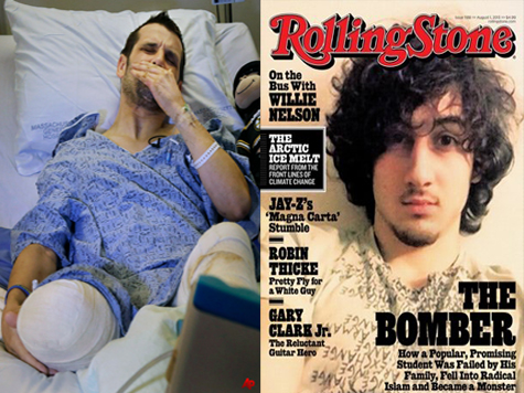 The Other Rock Star: The Last of the Boston Bombing Victims Leaves Hospital