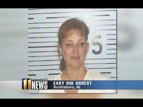 Woman Arrested For DUI After Driving Herself To Jail