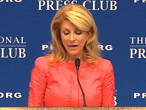 Wendy Davis Knows One Thing About the Gosnell Case and It Is Wrong