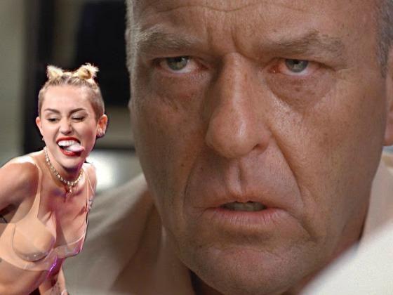 The Mileypocalypse Meets Breaking Bad