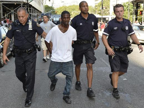 Cops Nab Robbery Suspect After He Trips On His Own Sagging Jeans