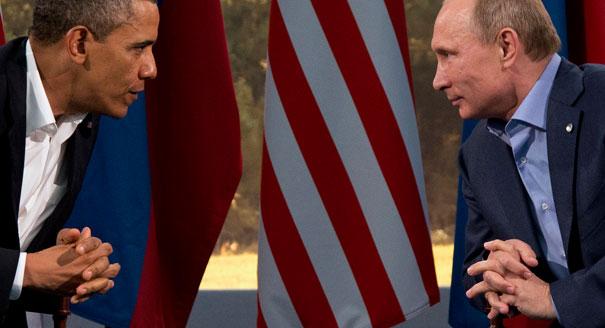 Putin's Op-Ed Sounds a Lot Like Senator Obama Circa 2007