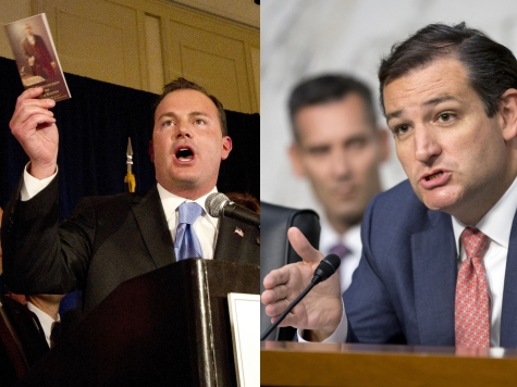 Cruz: 'Mike Lee and I Are Gonna Fight with Every Breath in Our Body' to Stop Obamacare
