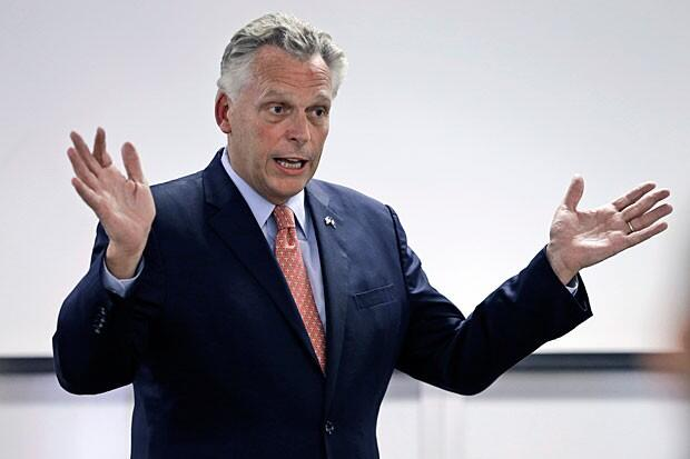 McAuliffe, 'I Will Be a Brick Wall' for Abortion Advocates