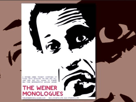 Broadway Braces for Weiner….Playwrights to Transmit Uncensored Pics to Audience Members' Phones