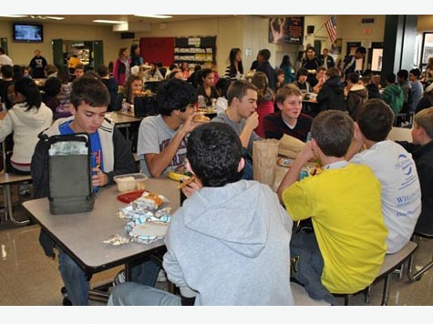 Tennessee High School Segregates Students at Lunch Based on Grades