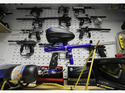 Chicago: Alleged Paintball Shooter…Shot With Real Gun
