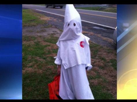 Mom Defends 7-year-old Son's KKK Halloween Costume