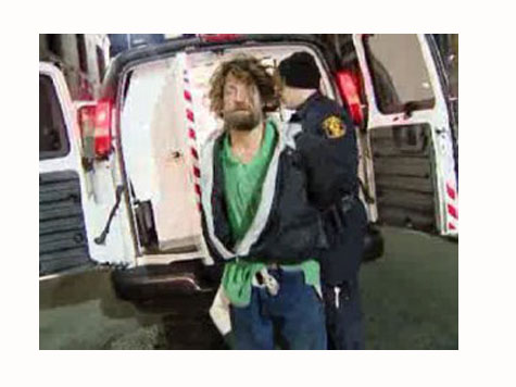 Homeless Man Arrested, Found Sleeping In Hotel's Presidential Suite