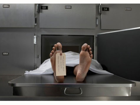 Drunk Man Wakes Up in Body Bag in Morgue After Big Night Out