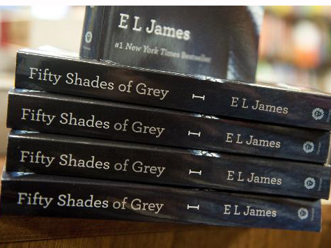 Herpes Virus Found on Library Copies of 'Fifty Shades of Grey'