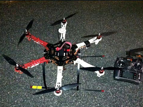 Cops: Crooks Use Drone To Drop Tobacco in Prison Yard