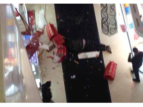 Man Leaps to His Death in Shopping Mall After Girlfriend Insists on More Shopping