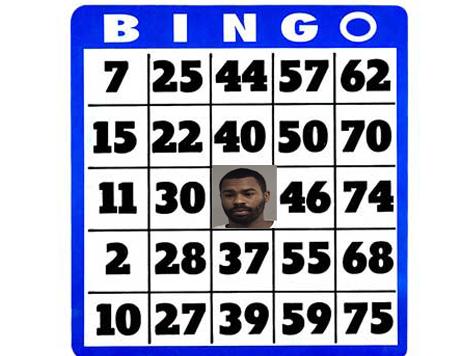 Man Arrested Running Through Bingo Hall With Pants Down Yelling 'Bingo'
