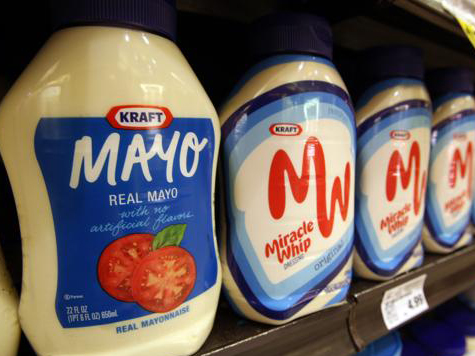 Man Arrested For Covering School Girl With Mayonnaise