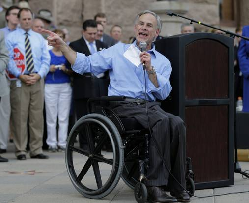 Wendy Davis Official Statement: Paraplegic Abbott 'Hasn't Walked a Day in My Shoes'