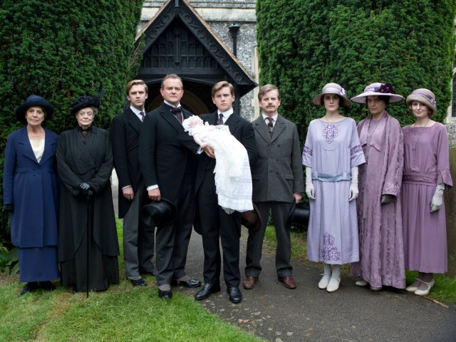 Downton Abbey Is a Real Man's Super Bowl