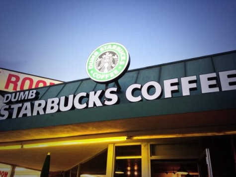 'Dumb Starbucks' Opens in Los Angeles