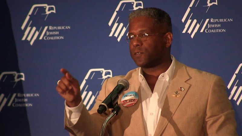 """(Video) Allen West: Obama Is The """"Faux Commander-In-Chief"""""""