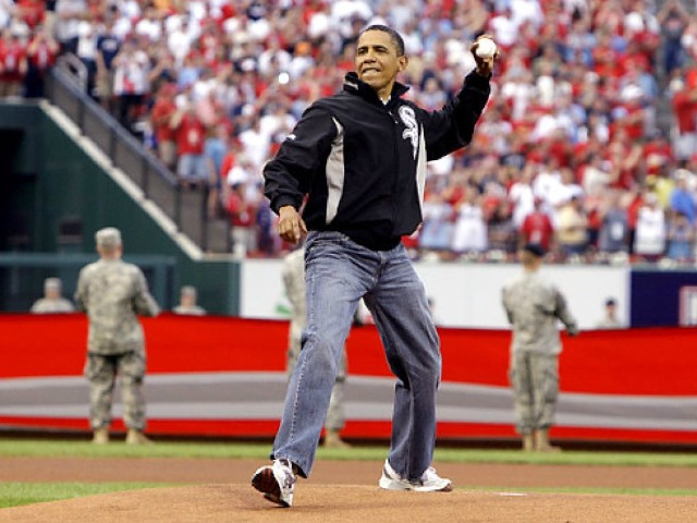 Obama Defends His Mom Jeans: 'Generally I Look Very Sharp In Jeans'