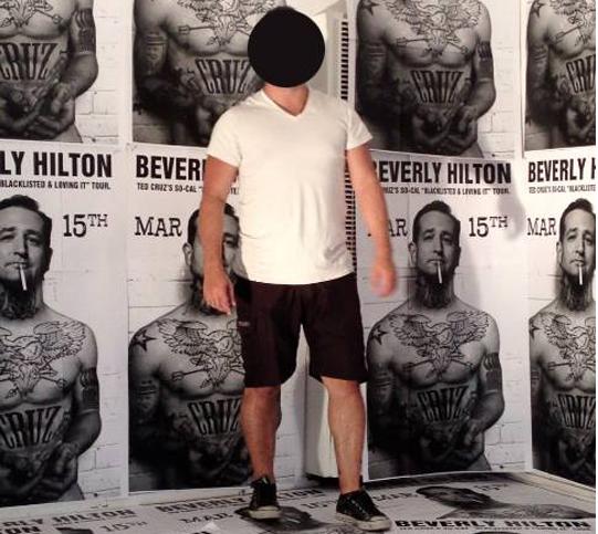 Artist Behind Ted Cruz 'Bad Boy' Posters Revealed