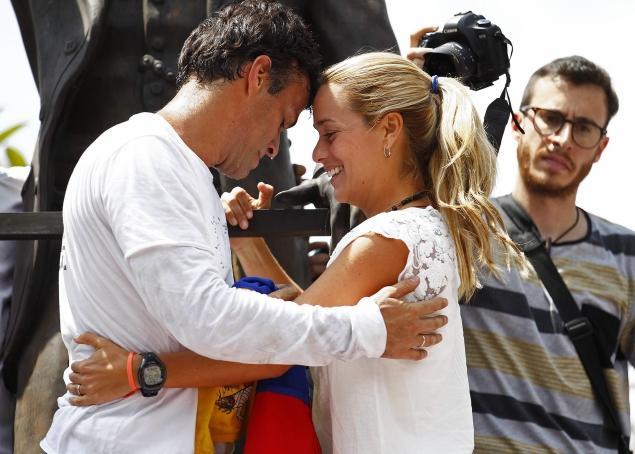 Opposition Leader Leopoldo Lopez' Letter from Military Prison
