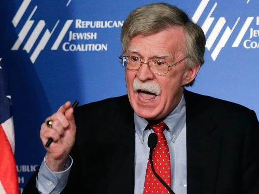 Bolton: 'Anyone Who Thinks Edward Snowden Is a Hero Is Unfit to Serve'