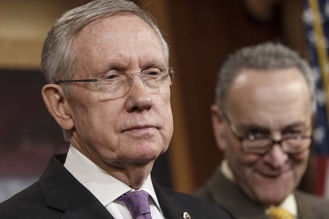 On Dealing with Sen. Reid: Don't Feed the Trolls